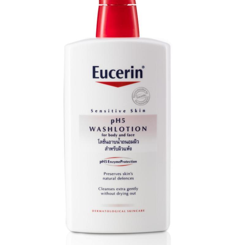 Buy Eucerin Body Wash Unisex ph5 Wash Lotion 1000ml Singapore
