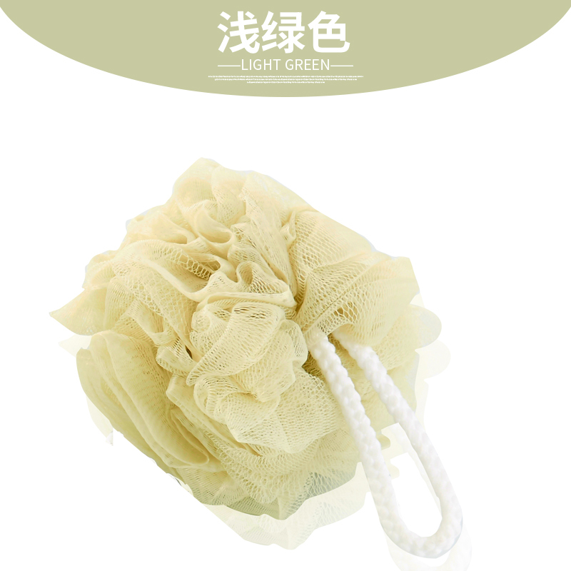 Buy Feeder Three and Japanese-style soft adult shower ball bath ball Singapore