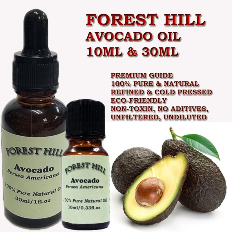 Buy Forest Hill 100% Pure Natural Carrier Oil, Avocado 30ml Singapore