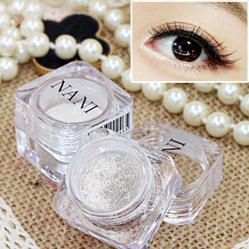 Buy Glitter Shadow Cream Holographic glow makeup Shine glitter eye shadow that bling body cosmetics N11 - intl Singapore
