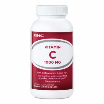 GNC Vitamin C 1000 Timed Release 90's/180's/360's