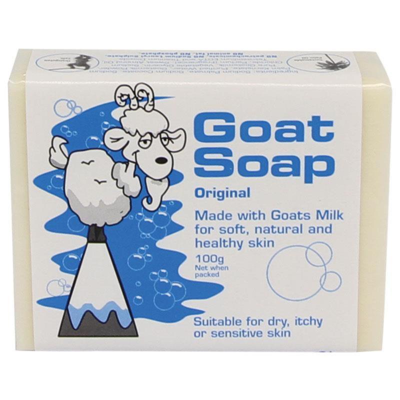 Buy Goat Soap Original 100g Singapore