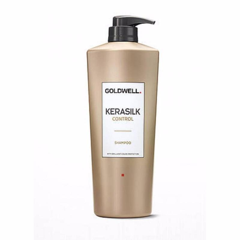Buy Goldwell Kerasilk Premium Hair Care Control Shampoo 1L Singapore