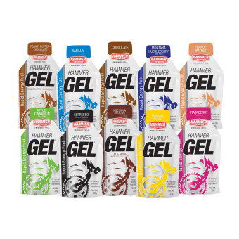 Hammer Gel Assorted 24 Pack With Free Gift