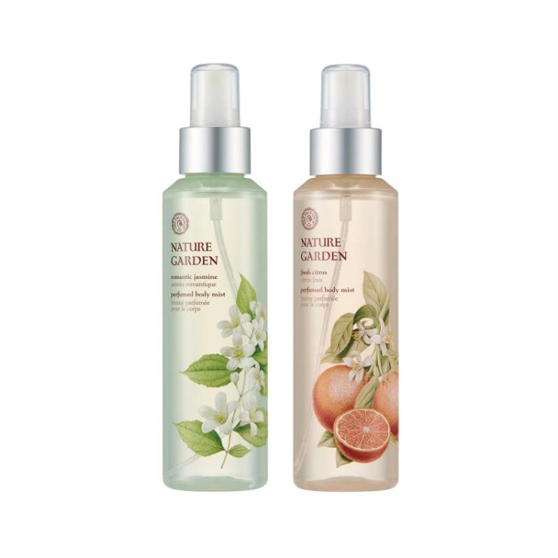 Buy Holiday Edition Nature Garden Body Mist Set A Singapore