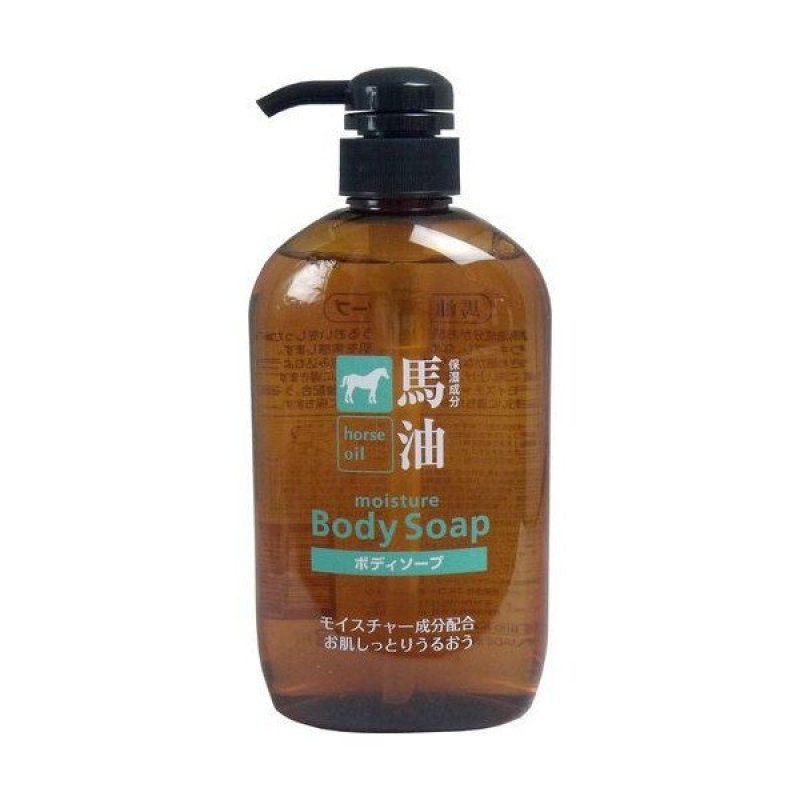Buy Horse Oil Body Soap 600ml Singapore