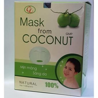 Harga CL Mask from Coconut