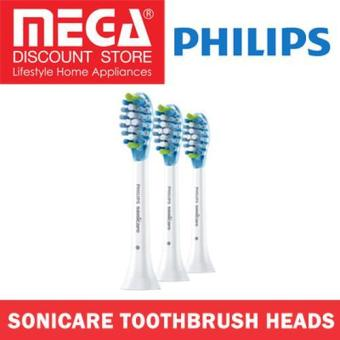 Harga Philips Sonicare Adaptiveclean Standard Sonic Toothbrush Heads / Hx9043