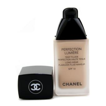 Harga Chanel Perfection Lumiere Long Wear Flawless Fluid Make Up SPF 10 - # 42 Beige Rose 30ml/1oz.