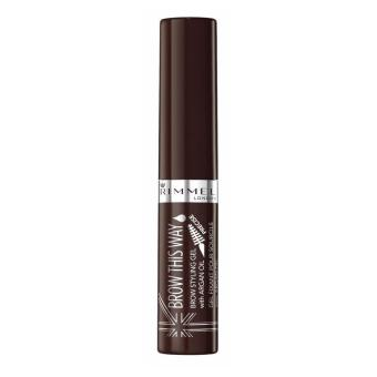 Harga Rimmel Brow This Way Gel With Argan Oil