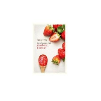 Harga Innisfree Its Real Squeeze Mask - Strawberry