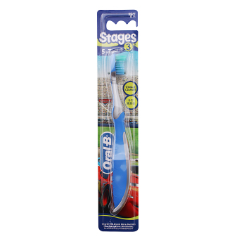 Harga Oral-B Stage 3 Toothbrush For Kids