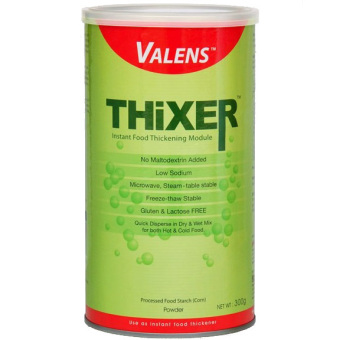 Harga Valens Thixer Food Thickener Suitable For Abbott Ensure 300g