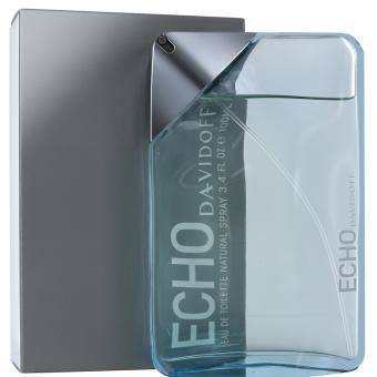 Harga Davidoff Men's Echo By Davidoff Eau De Toilette Spray 100ml