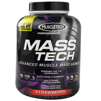 Harga MuscleTech Performance Series MassTech (7lbs) - Strawberry