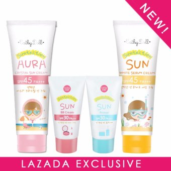 Harga Exclusive Lazada Bundle Set - Suntection Full Set