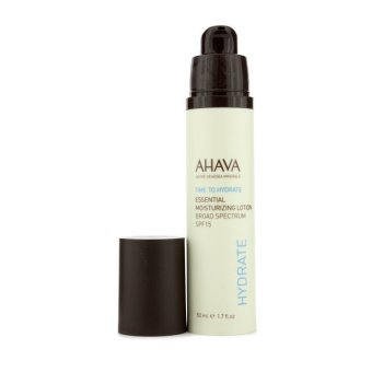 Harga Ahava Time To Hyrdate Essential Moisturizing Lotion SPF 15 50ml/1.7oz (EXPORT)