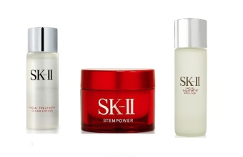 Harga SK-II Essential Kit Facial Set