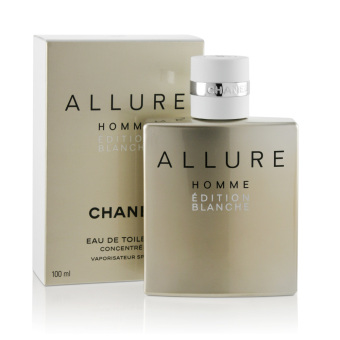 Harga Chanel Allure Homme Edition Blanche Edt 100ml