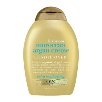 Harga OGX Luxurious Moroccan Argan Creme Conditioner