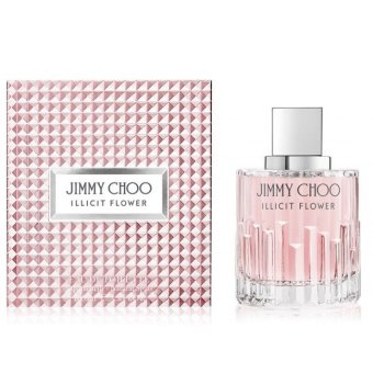 Harga Jimmy Choo illicit Flower EDT 100ml (New Arrival)