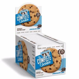 Harga Lenny and Larry's The Complete Cookie - Chocolate Chip 12's