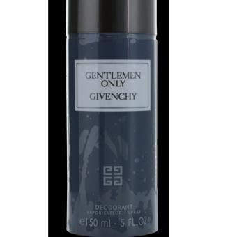 Harga Givenchy Men's Gentleman Only DEO Spray 150ml