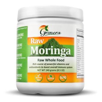 Harga Grenera Natural Moringa Leaf Powder
