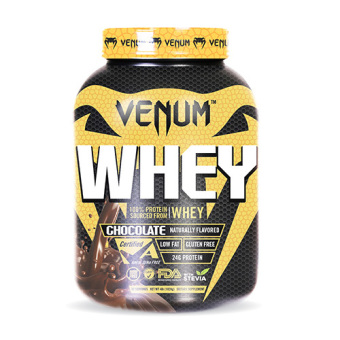Harga Venum Nutrition Protein Whey 4lbs - Chocolate