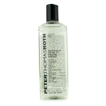 Harga Peter Thomas Roth Glycolic Acid 3% Facial Wash 240ml/8oz