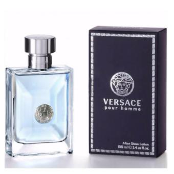 Harga Versace Men's Pour Homme After Shave Lotion 100ml