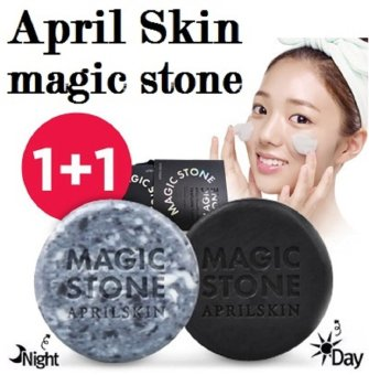 Harga April Skin Magic Stone (2 Pcs Set)