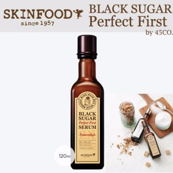 Harga SKIN FOOD Black Sugar Perfect First Serum 120ml - intl