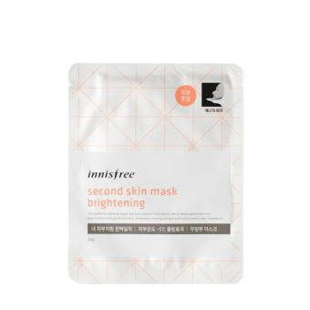 Harga INNISFREE Second Skin Mask Brightening 20g