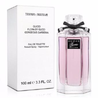 Harga GUCCI FLORA BY GUCCI GORGEOUS GARDENIA 100ML(TESTER WITH CAP)