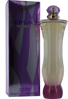 Harga Versace Woman EDP Spray 100ml Ladies