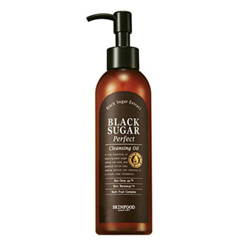 Harga Skin Food Black Sugar Perfect Cleansing Oil - intl