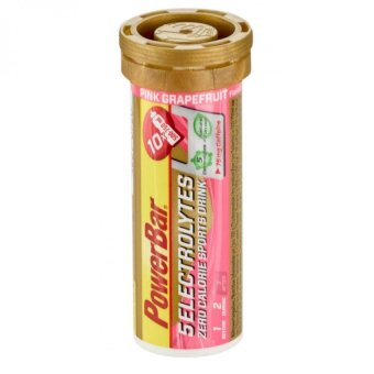Harga PowerBar 5 Electrolytes Sports Drink Pink Grapefruit 4 Tubes