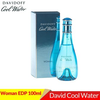 Harga Davidoff Cool Water Woman 100ml