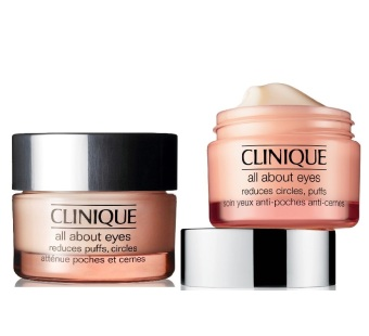 CLINIQUE ALL ABOUT EYES 5ML 2 PC