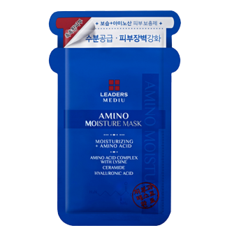 Harga Leaders Amino Moisture Mask - 1pc