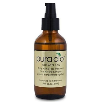 Harga Pura d'or Argan Oil 118ml