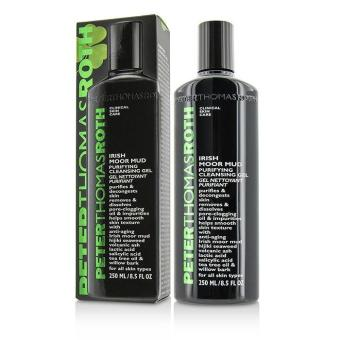 Harga Peter Thomas Roth Irish Moor Mud Purifying Cleansing Gel 250ml/8.5oz - intl