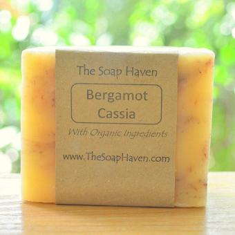 Harga The Soap Haven Organic Bergamot Cassia (Great for Acne, Skin toner, Lighten Dark Pigment. Suitable for Oily/Combi Skin)