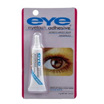 Harga Waterproof False Eyelashes Makeup Adhesive Eye Lash Glue Cosmetic Tool - intl