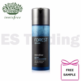 Harga Innisfree FOREST FOR MEN Perfect All In One Essence (For Men) - intl