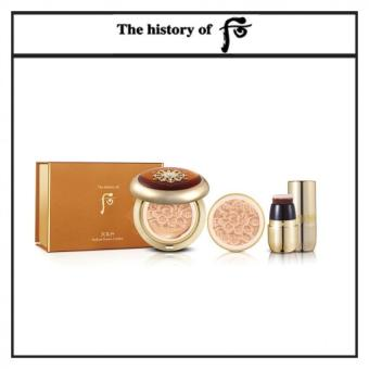 Harga The History of Whoo Cheongidan Hwahyun Radiant Essence Cushion (SPF50+ PA+++) 15g + Refill 15g (#23)