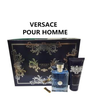 Harga Versace Pour Homme Gift Set