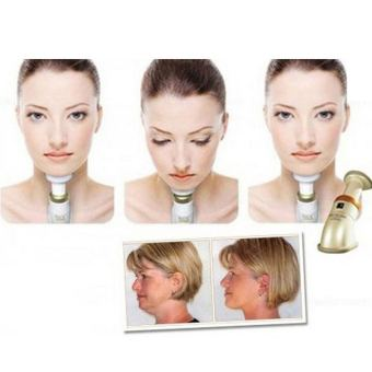 Harga Neckline Slimmer Neck Exerciser Chin Massager Thin Jaw Reduce Double Thin - intl