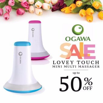 Harga Ogawa Lovey Touch (Blue)